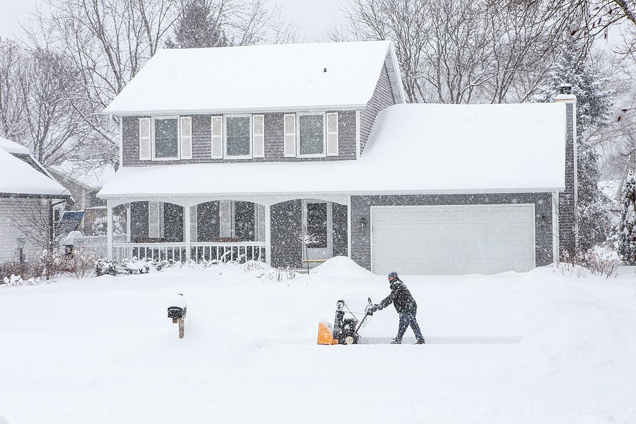 It's Not Too Soon to Prepare Your Asphalt Driveway for Winter Weather