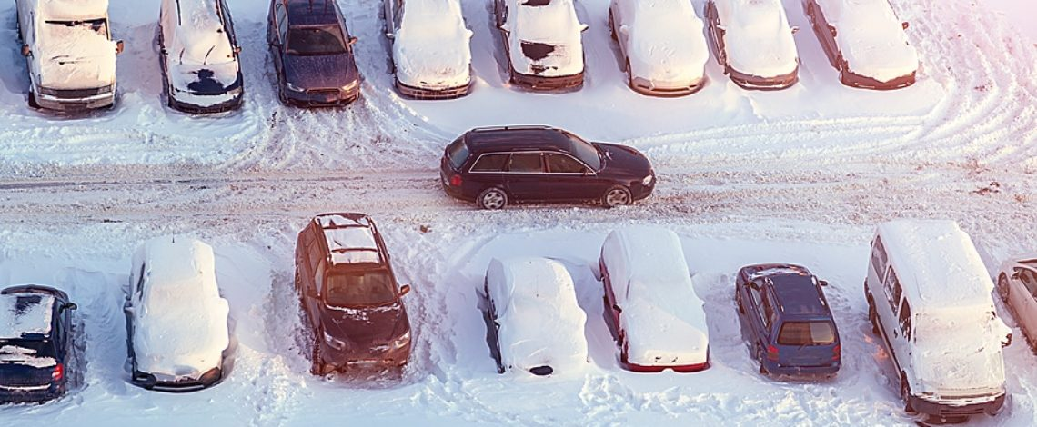 Keeping Your Asphalt Parking Lot Safe in the Winter